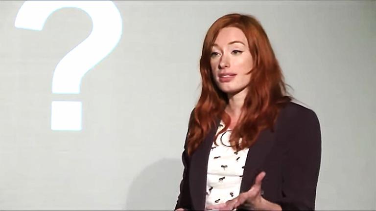 Hannah Fry - TEDxUCL Talk