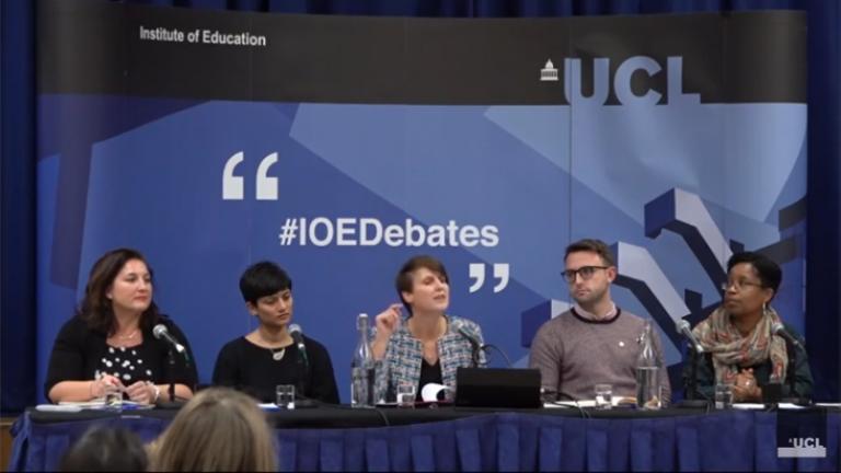 IOE Debates Panel Discussion