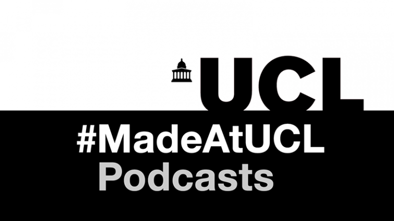 MadeAtUCL Podcasts - Teaser