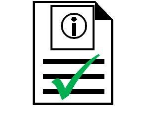 Easy-read symbol