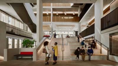 UCL Student Centre Interior