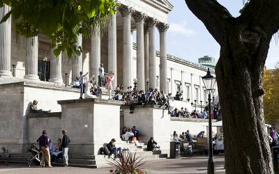 Our place in UCL
