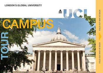 Self-Guided Campus Tour booklet