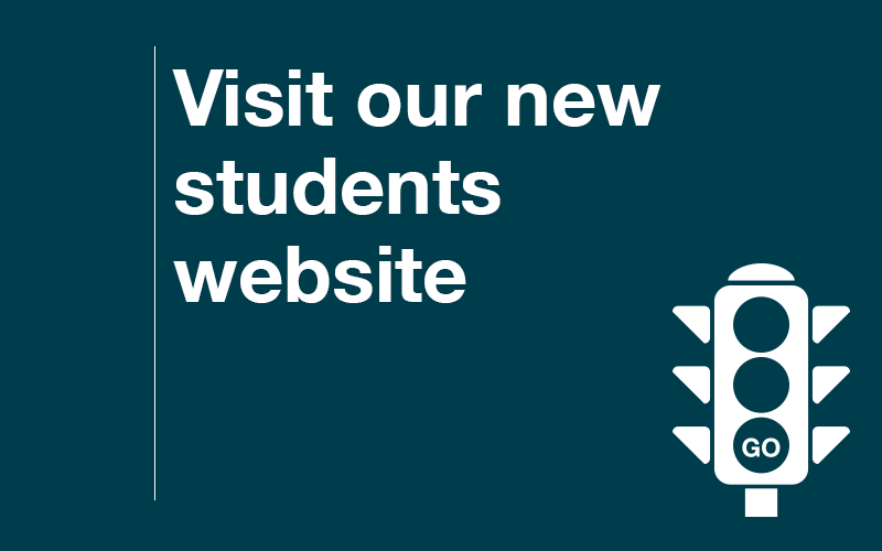 Visit our new Students Website