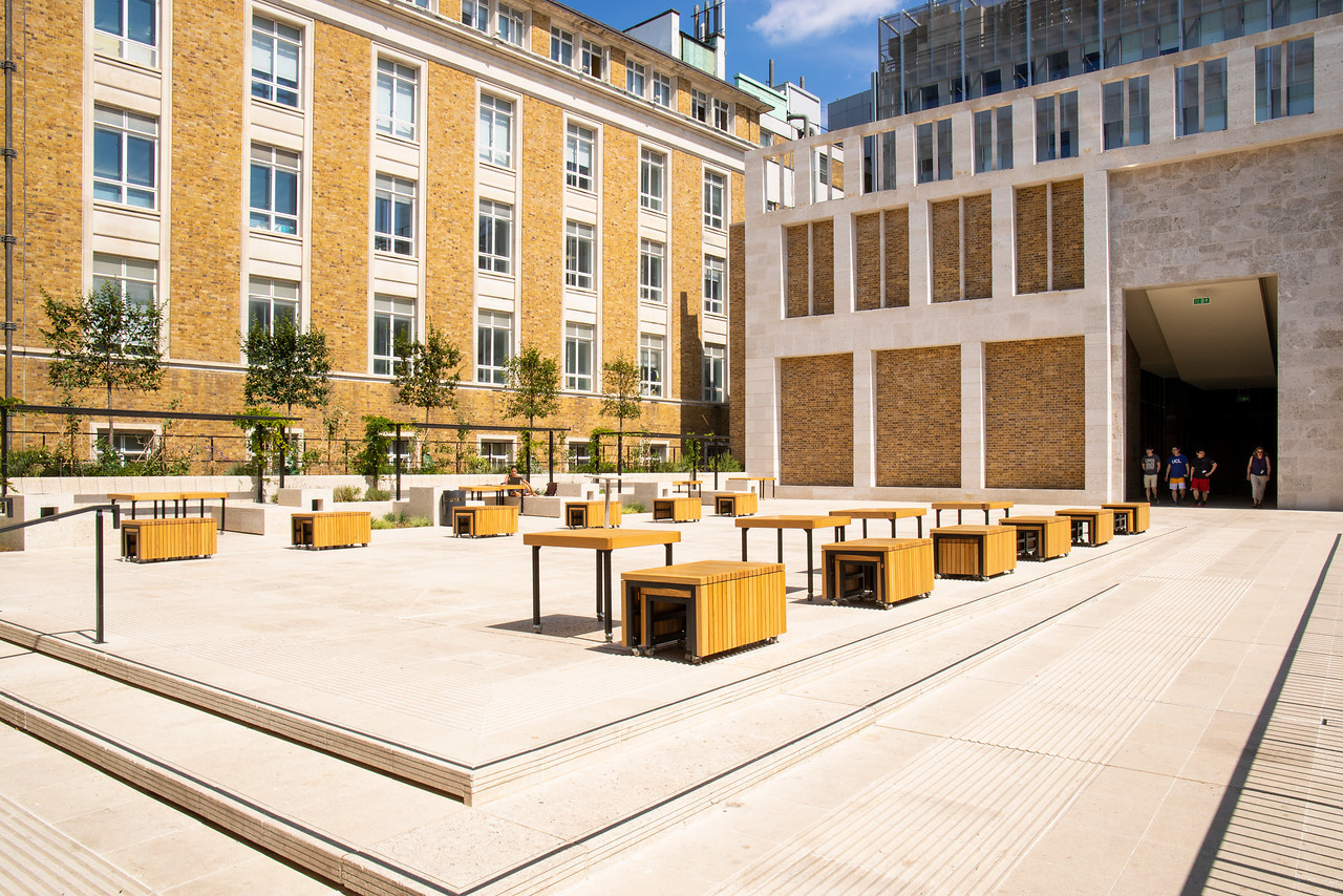 UCL Wilkins Terrace Image