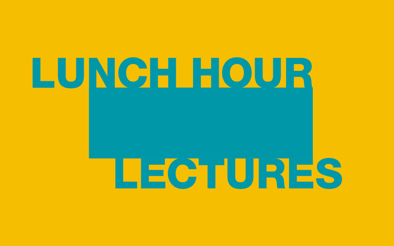 UCL Lunch Hour Lectures.