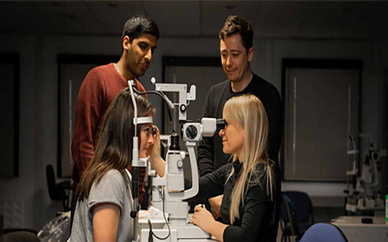 ophthalmology testing