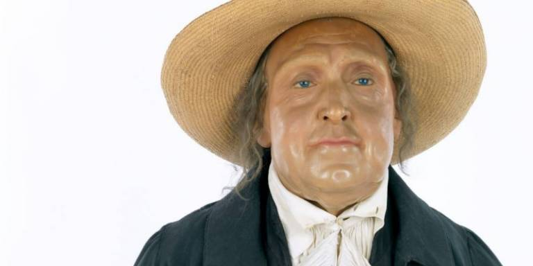 Jeremy Bentham at UCL