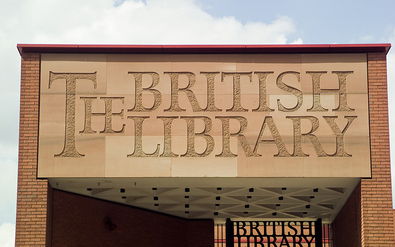 Academic resources in UCL London – British Library