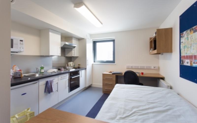 UCL Accommodation at Caledonian Road