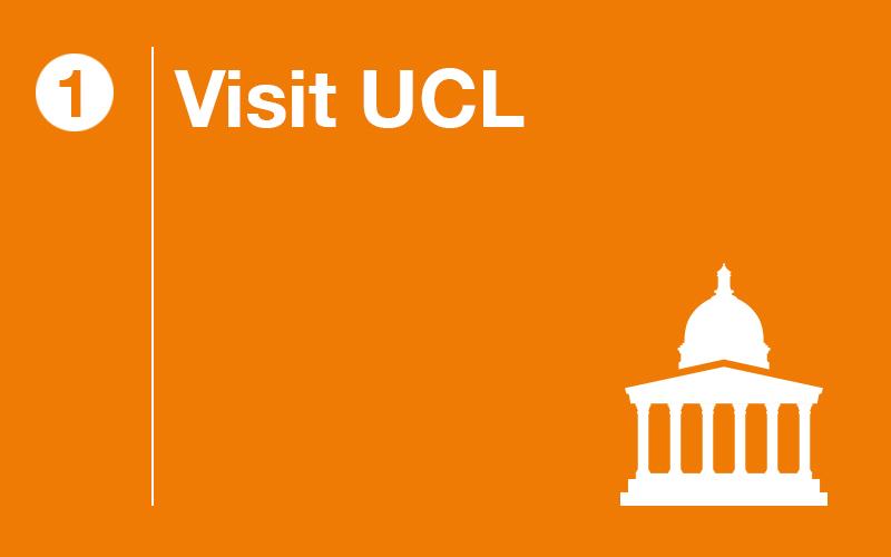 Step 1: Visit UCL