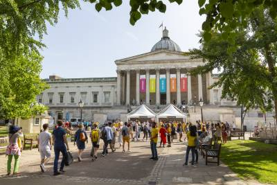 Visit UCL at one of our Open Days