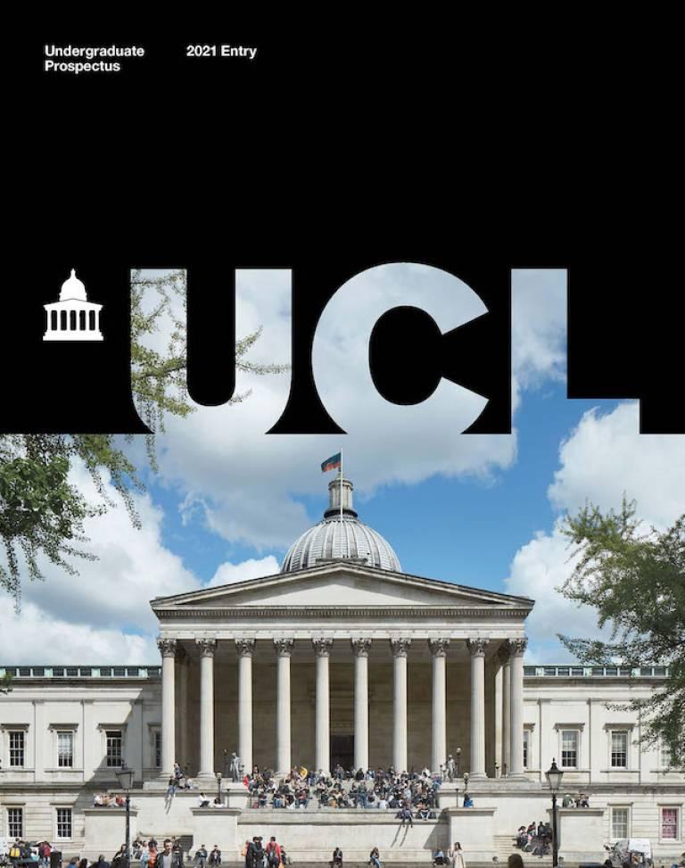 UCL Undergraduate Prospectus (2021 entry)