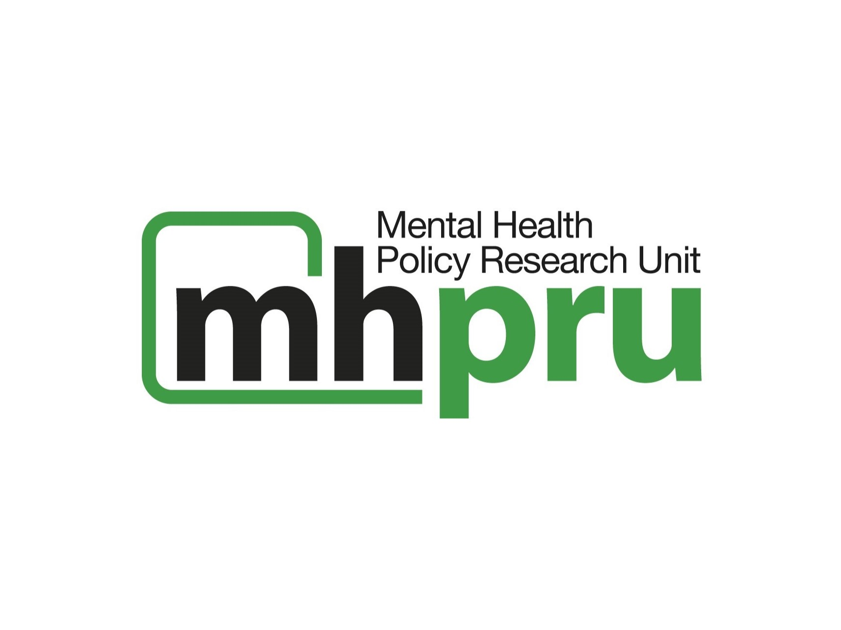 Mental Health Policy Research unit logo