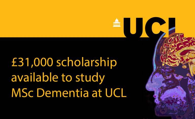 Dementia Scholarship available