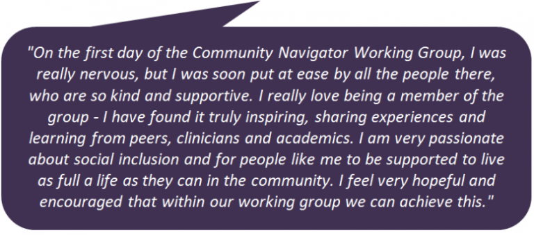 Working group quote