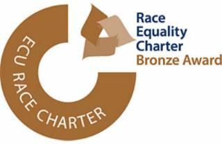 ECU Race Charter Bronze Award