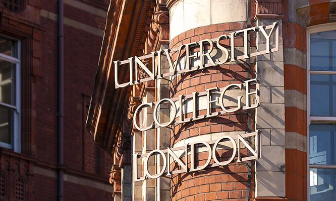 Image of UCL Cruciform
