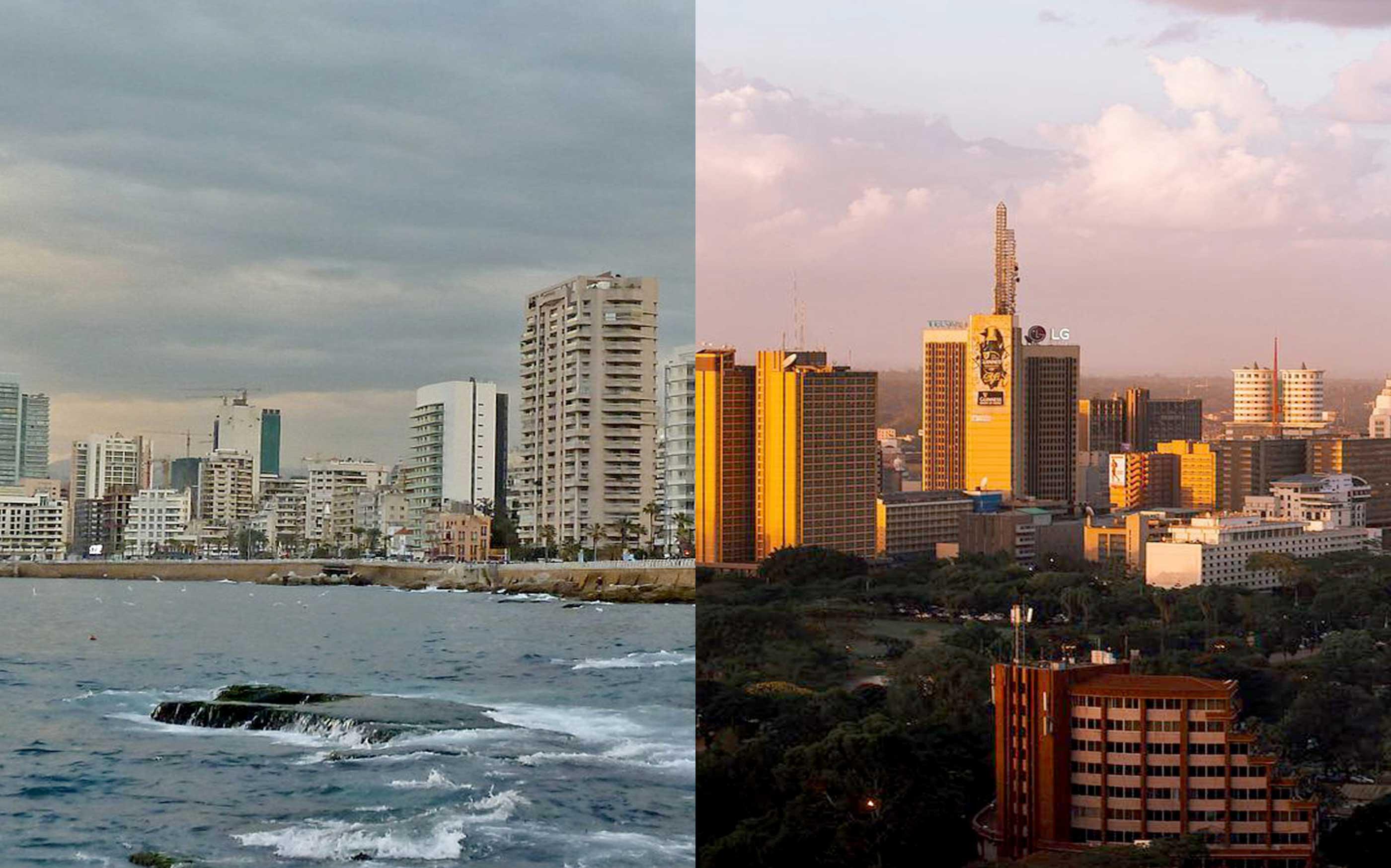 Beirut - Nairobi