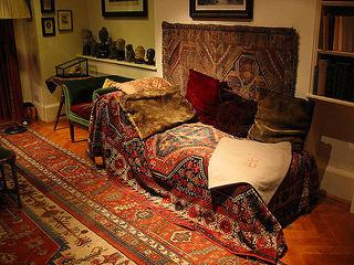 Freud Couch image