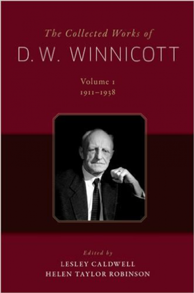winnicott collectecd works - large