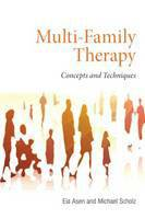 Multi-Family Therapy: Concepts and Techniques - large