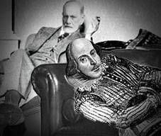 shakespeare and freud couch