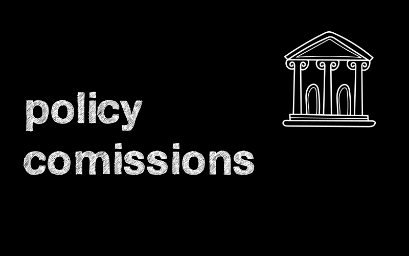 Policy comissions