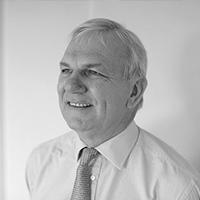 An image of Prof Graeme Reid