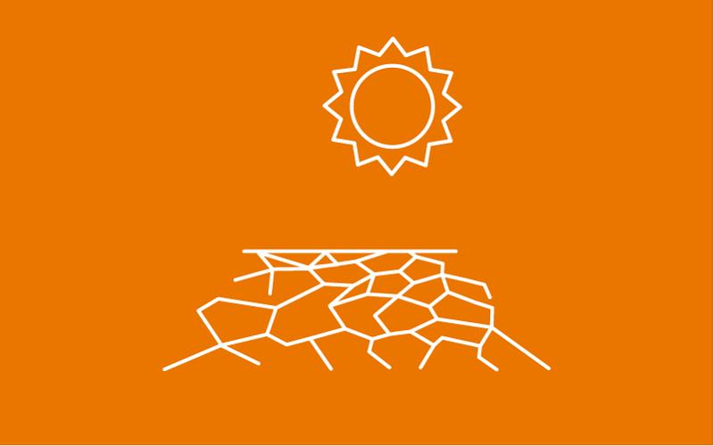 CAU climate risk logo