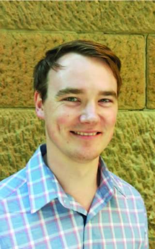 Michael Fogarty portrait image