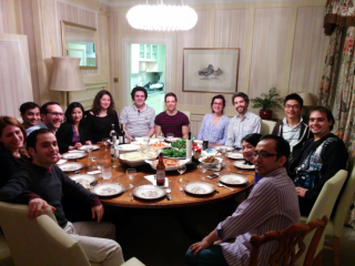 QSD Group Dinner portrait image