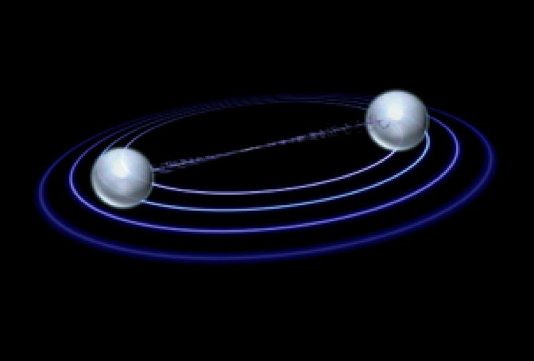 Illustration of Hydrogenic Entanglement