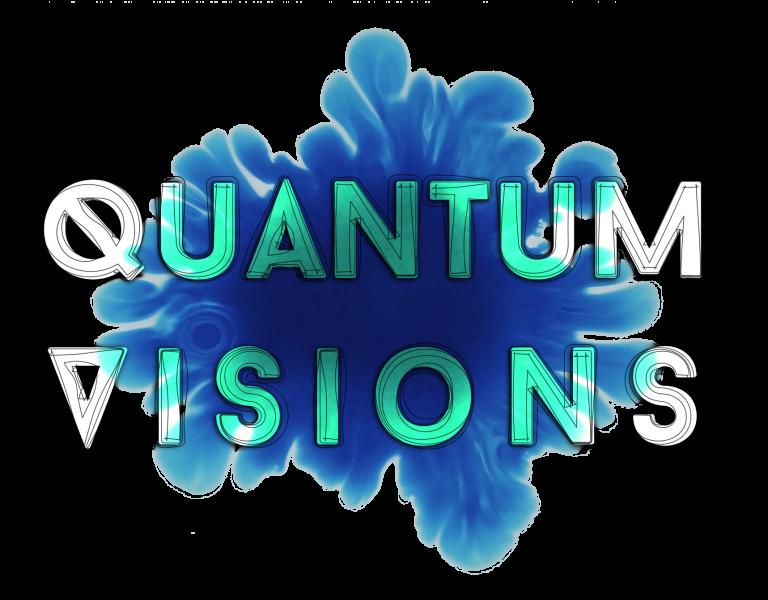 Quantum Visions Art Competition Logo