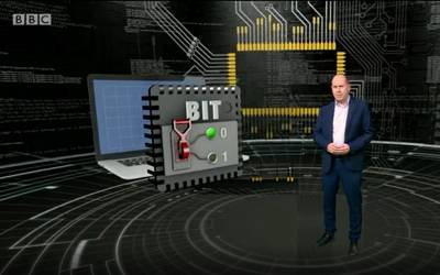 BBC News Segment on Quantum COmputing