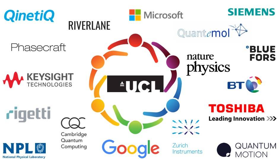 CDT Partners, including Google, Microsoft, BT, and others.