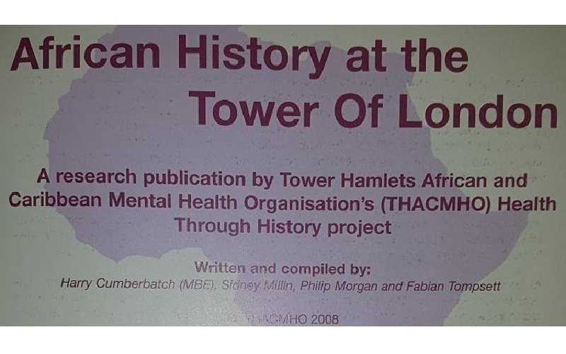 African History Tower of London