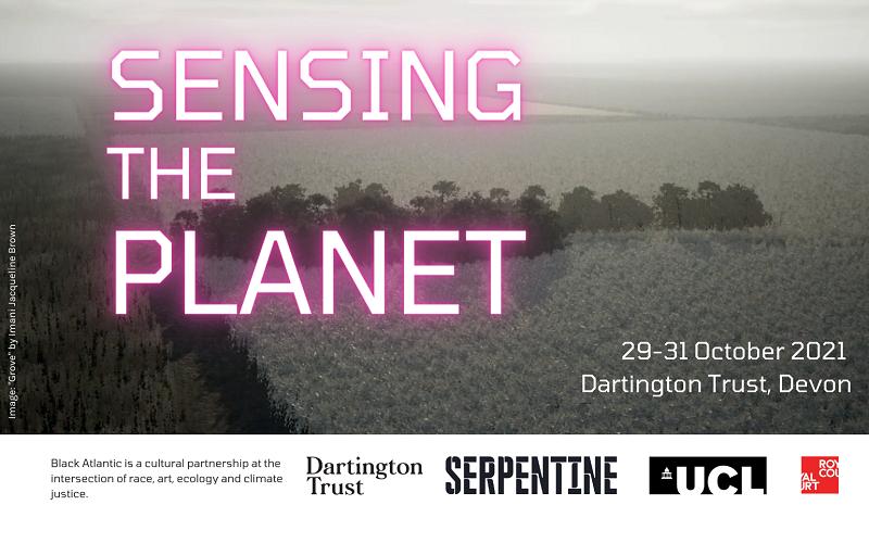Sensing the Planet