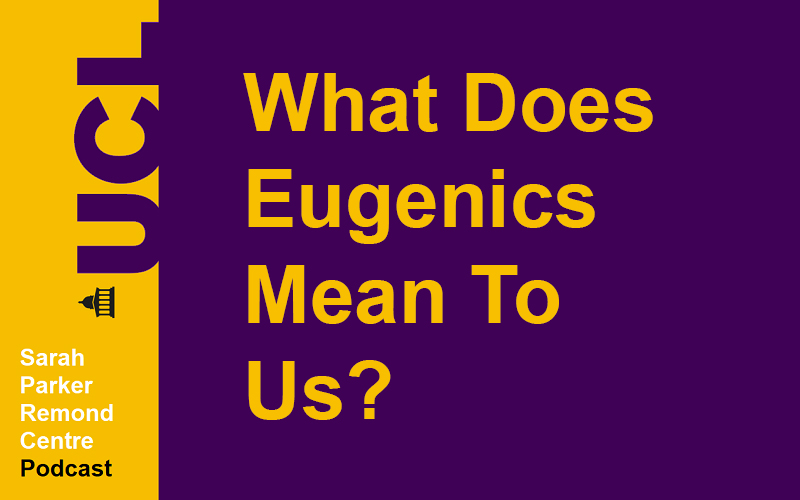 What Does Eugenics Mean To Us? 800x500