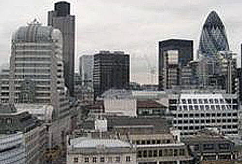 City and Spitalfields