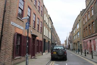 No.3 Princelet Street