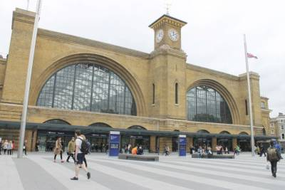 KingsCrossArches