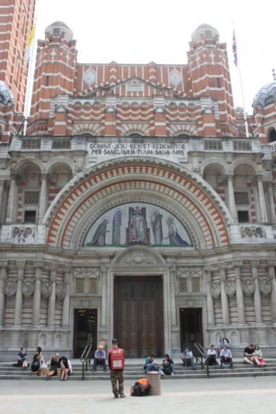 WestminsterCathedralEntrance