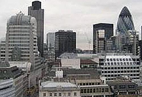City and Spitalfields