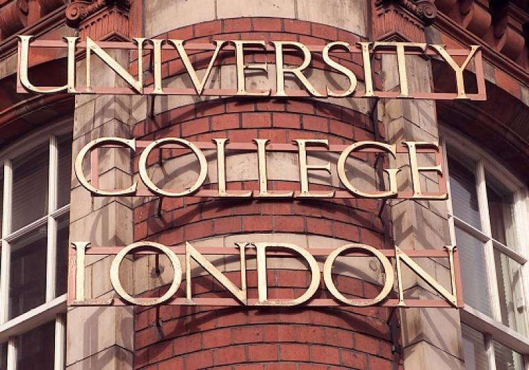 © UCL Media Services - University College London