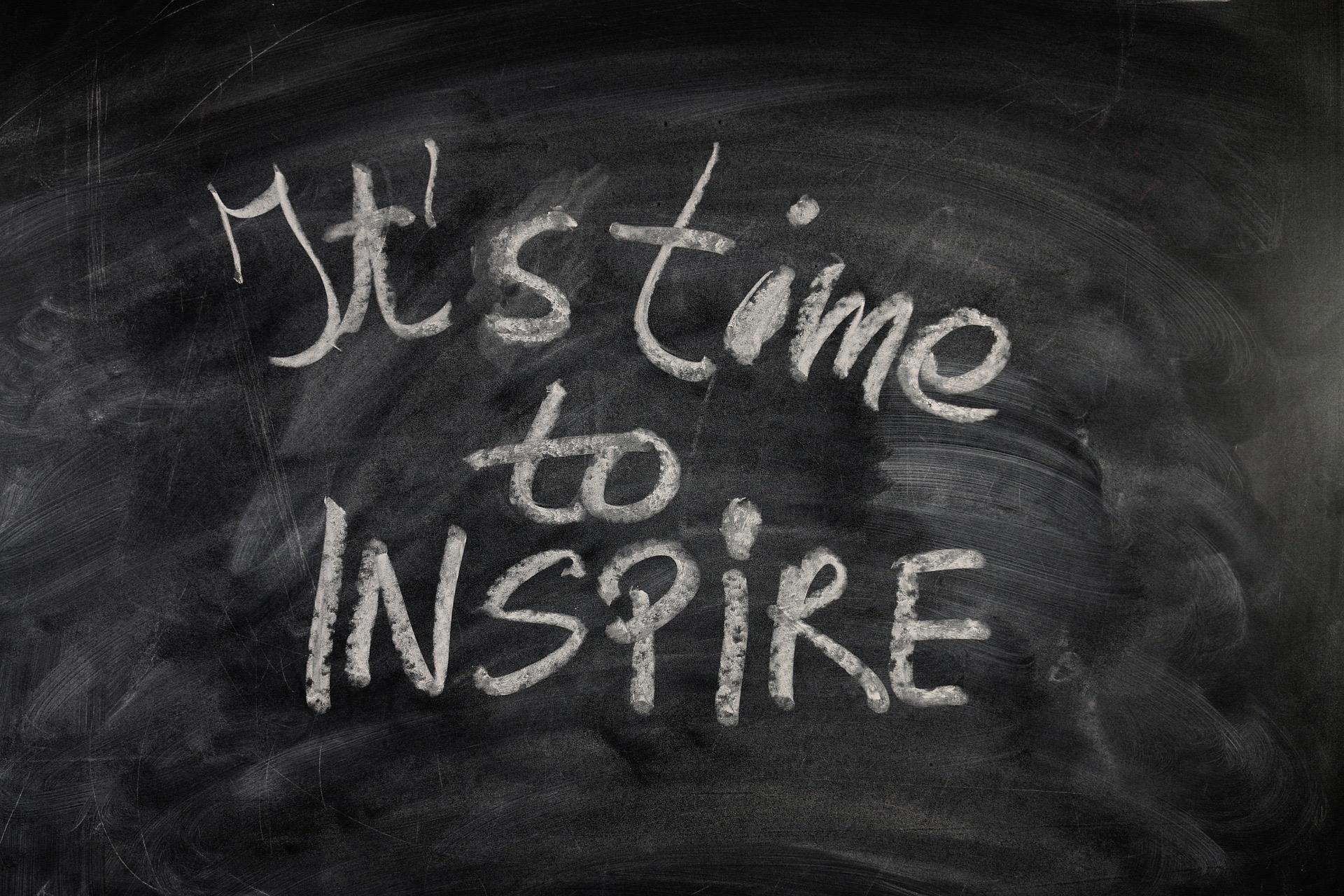 Chalkboard Inspire