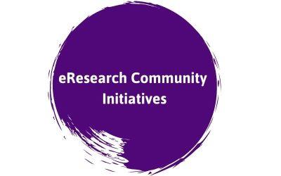 Community Based Initiatives text on purple background