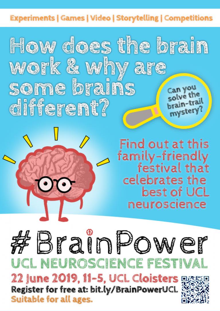 Brainpower junior poster