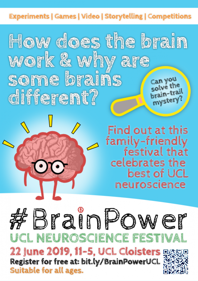 Brainpower junior poster