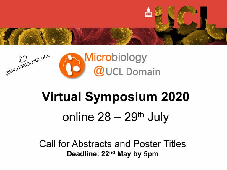 Virtual Symposium 2020 Abstract Submission Advert